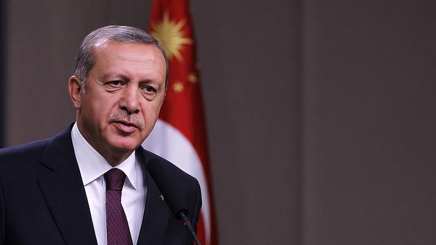 أردوغان يهنئ سكان المنطقة بمناسبة حلول عيد النوروز