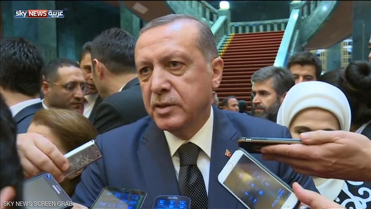 أنقرة تلغي كافة التجمعات المؤيدة لأردوغان في ألمانيا