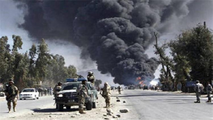 مقتل 6 من جهاز الاستخبارات جنوب أفغانستان