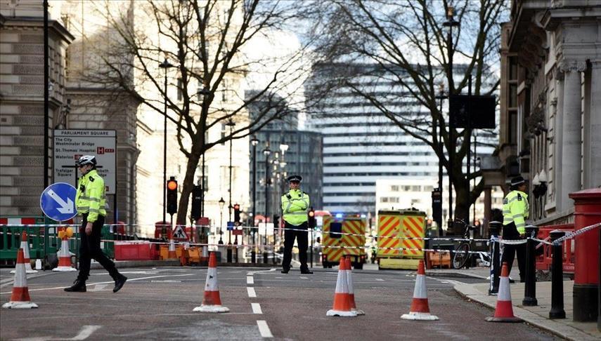 اعتقال 7 مشتبه بهم على خلفية هجوم لندن