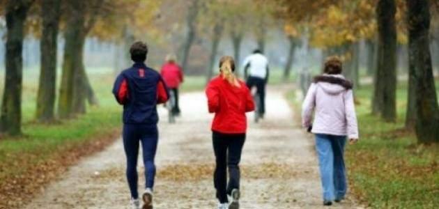 المشي 15 ألف خطوة يوميا يحد من الإصابة بأمراض القلب