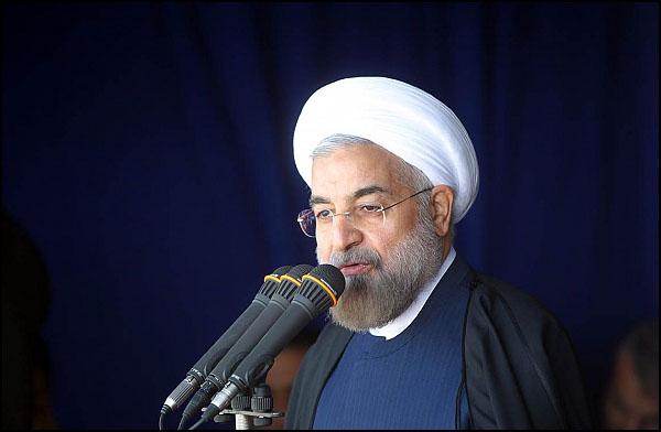الرئيس الايراني: التخويف من الاسلام والتمييز العنصري والافكار التكفيرية جذورها واحدة