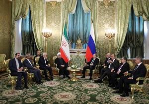 طهران وموسكو توقعان 14 وثيقة تعاون