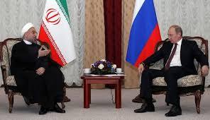 الرئيس روحاني: تعاون طهران وموسكو لا يستهدف بلدا ثالثا