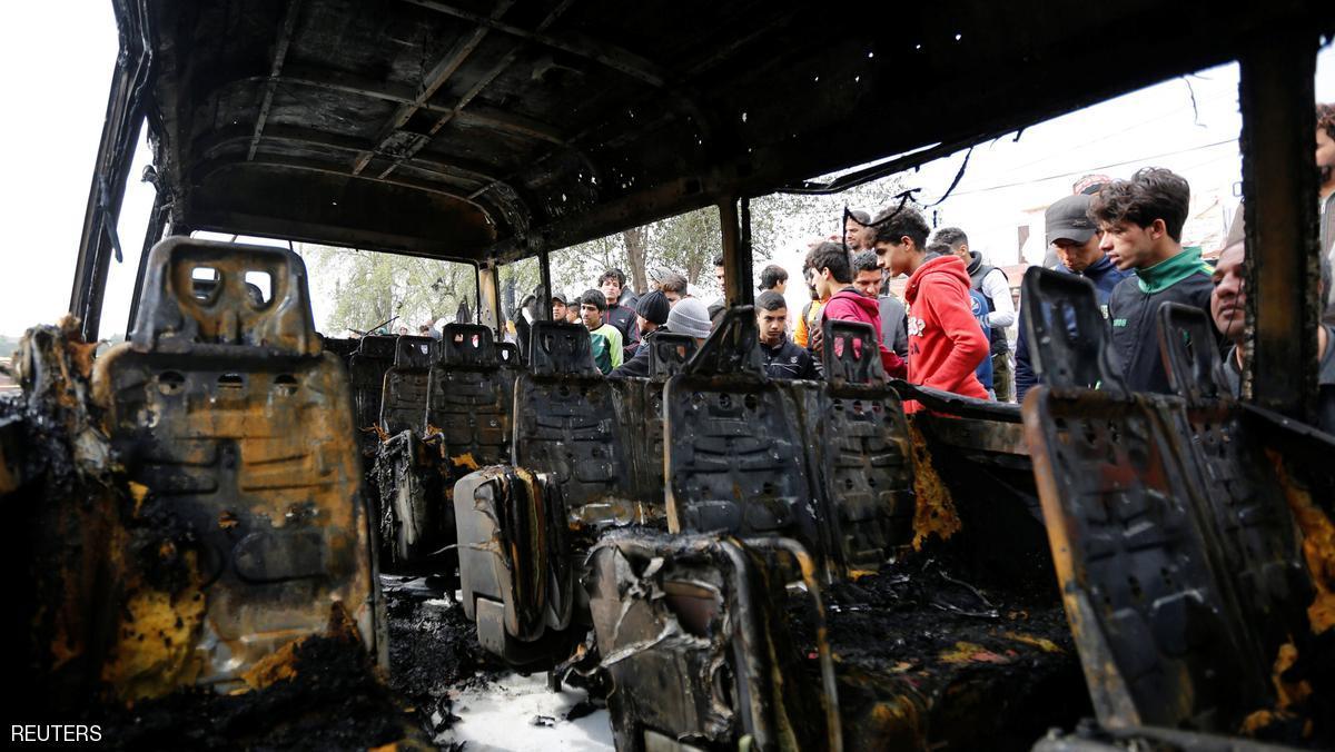 مقتل وجرح العشرات بانفجار سيارة مفخخة جنوبي بغداد