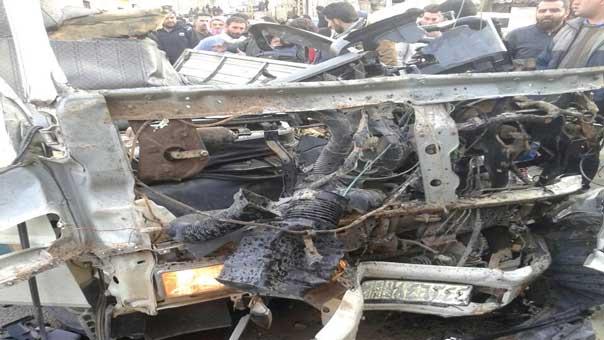 مقتل وإصابة سوريين من تنظيم 'داعش' بانفجار وسط عرسال