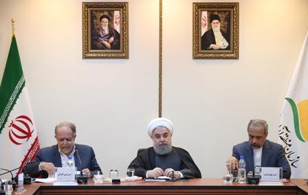 الرئيس روحاني: السياحة الحلال في ايران يمكنها ان تصبح ماركة عالمية
