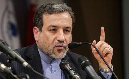 عراقجي: الاتفاق النووي ساهم في تعزيز صادرات النفط والغاز وإزالة العوائق امامها