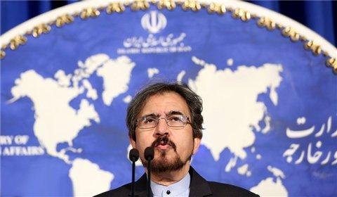 طهران: لايحق لامريكا الحديث عن حقوق الانسان في الدول الاخرى