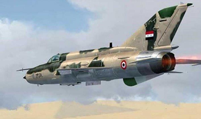 تركيا: سقوط طائرة حربية يرجح أنها سورية قرب الحدود
