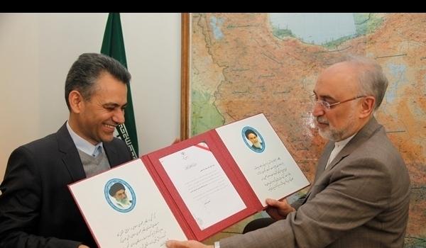 تعيين رئيس نظام السلامة النووية في ايران