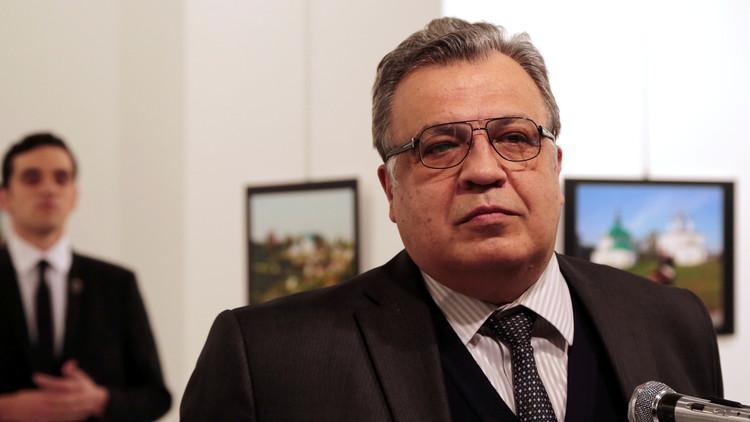 اعتقال روسية في تركيا على صلة باغتيال السفير الروسي