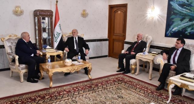 الجزائر: نعمل على التعاون القنصلي لتسهيل منح الفيزا مع العراق
