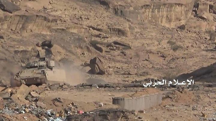 مقتل 3 جنود سعوديين بتدمير آلية عسكري في نجران