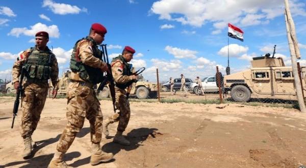 القوات العراقية تسيطر على مقر الحكومة بالموصل