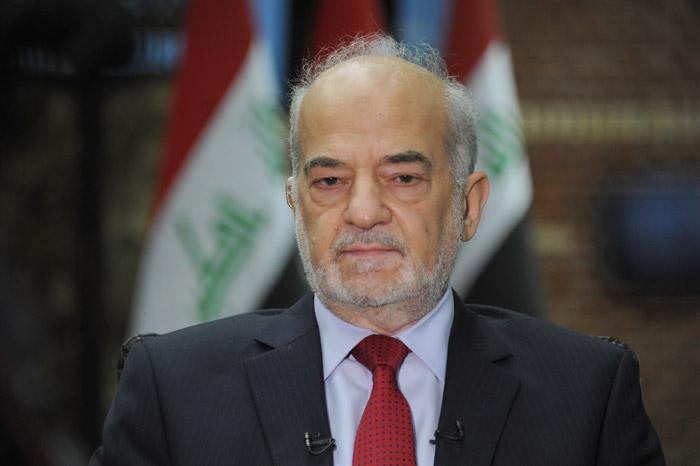 وزير خارجية العراق يطالب بعودة سوريا لشغل مقعدها في الجامعة العربية