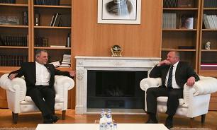 سفير ايران الجديد يقدم اوراق اعتماده الى رئيس جمهورية جورجيا