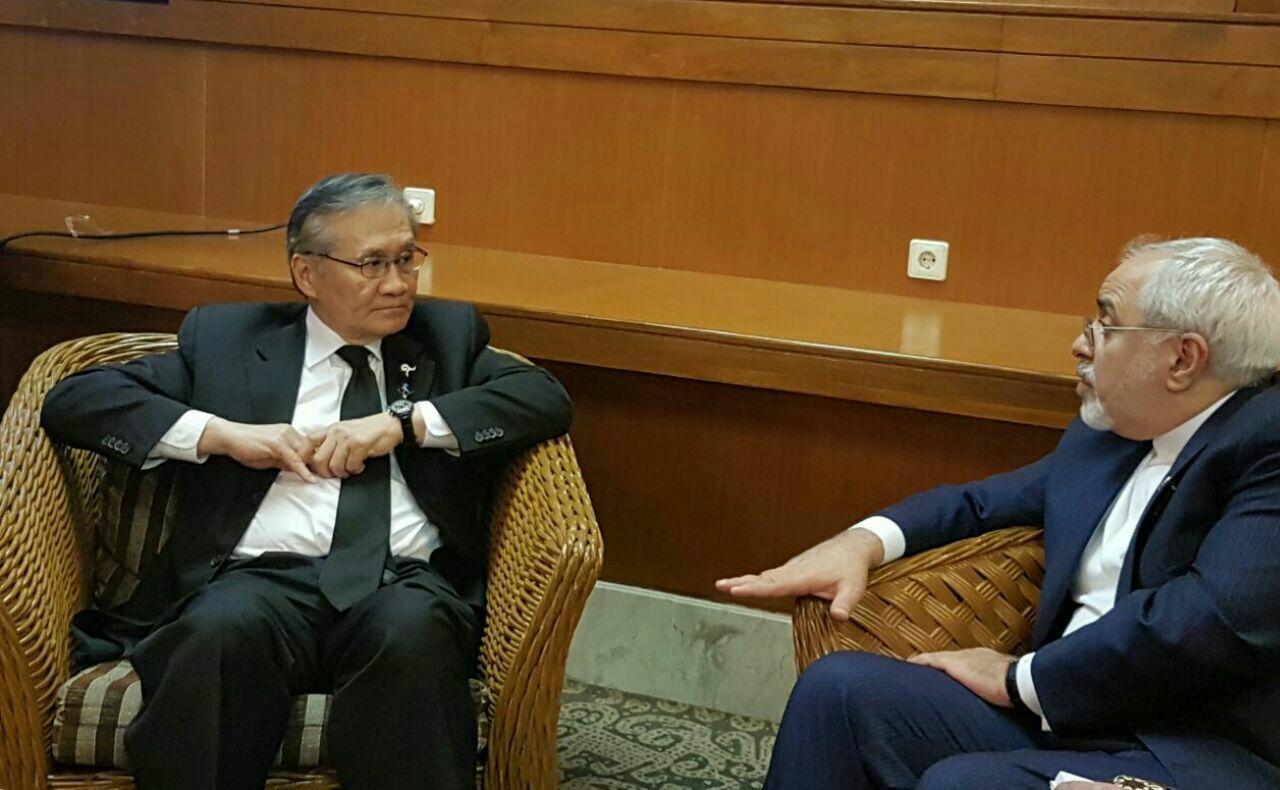 تأكيد ايراني تايلندي على تعزيز التعاون المصرفي وتبادل السياح