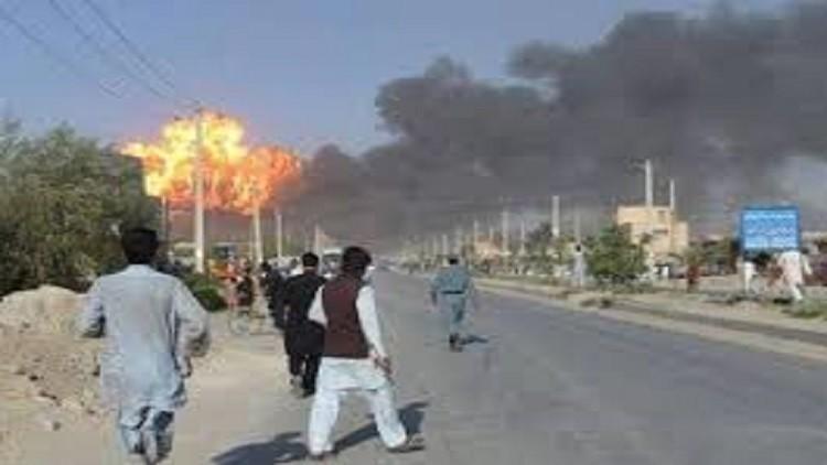 هجوم إرهابي على مستشفى بوسط كابل