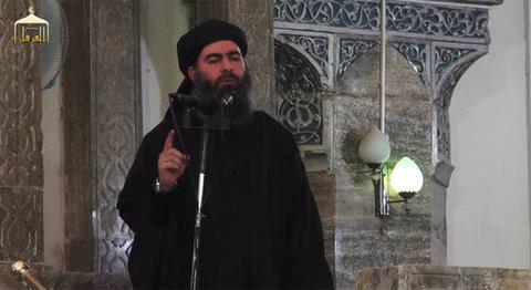مسؤول أميركي: البغدادي فر من الموصل