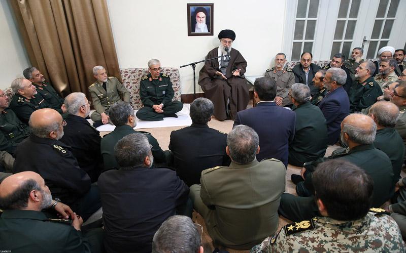 قائد الثورة الاسلامية: العدوان الاميركي على سوريا خطأ استراتيجي