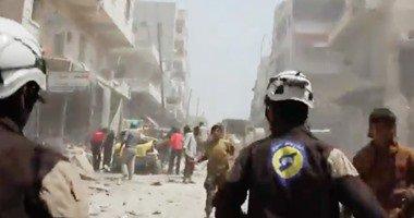 روسيا تقدم 14 طنا من المساعدات الإنسانية لسكان حلب