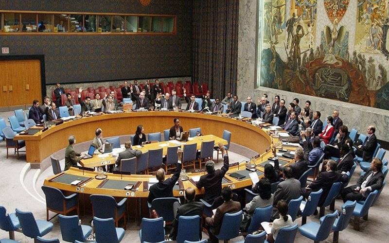 روسيا تستخدم حق الفيتو ضد القرار الغربي بشأن سوريا