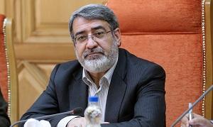 وزير الداخلية يؤكد رفع حجم التبادل التجاري بين ايران وباكستان