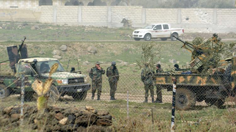 مقتل 3 جنود سوريين في قصف إسرائيلي غرب محافظة القنيطرة