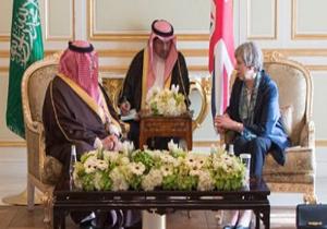 رئيسة وزراء بريطانيا تصل الرياض لـ