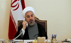 الرئيس روحاني يوعز بتقديم الخدمات العاجلة للمتضررين في زلزال شمال شرق ايران