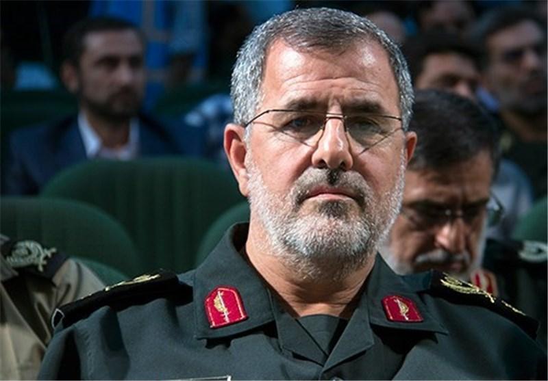 الحرس الثوري الايراني يؤكد استعداده لتعزيز العلاقات الدفاعية مع البلدان الصديقة