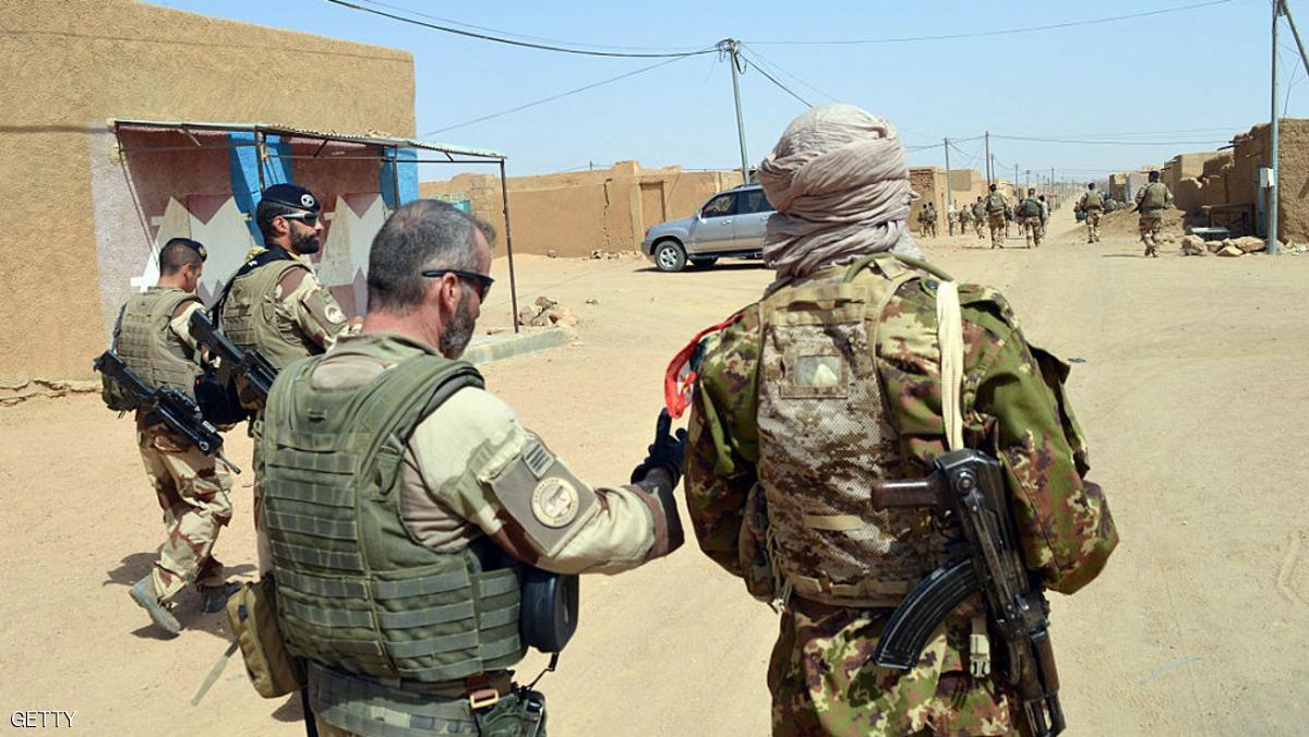 الجيش الفرنسي يعلن مقتل واعتقال نحو عشرين إرهابيا في مالي