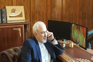 اتصال هاتفي بين وزيري خارجية ايران وكندا