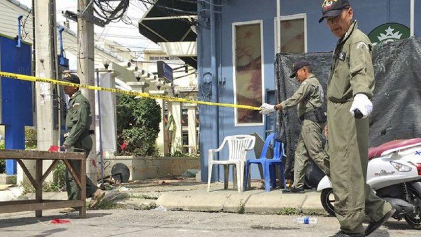 إصابة أكثر من 50 شخصا بينهم أطفال في تفجير سيارة في تايلاند