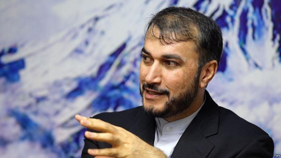 امير عبداللهيان: ادعاء السعودية حول نقل السلاح الى اليمن لا صحة له