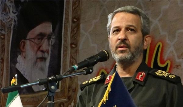العميد غيب برور: استمرارية الثورة الاسلامية رهن بثقافة الشهادة