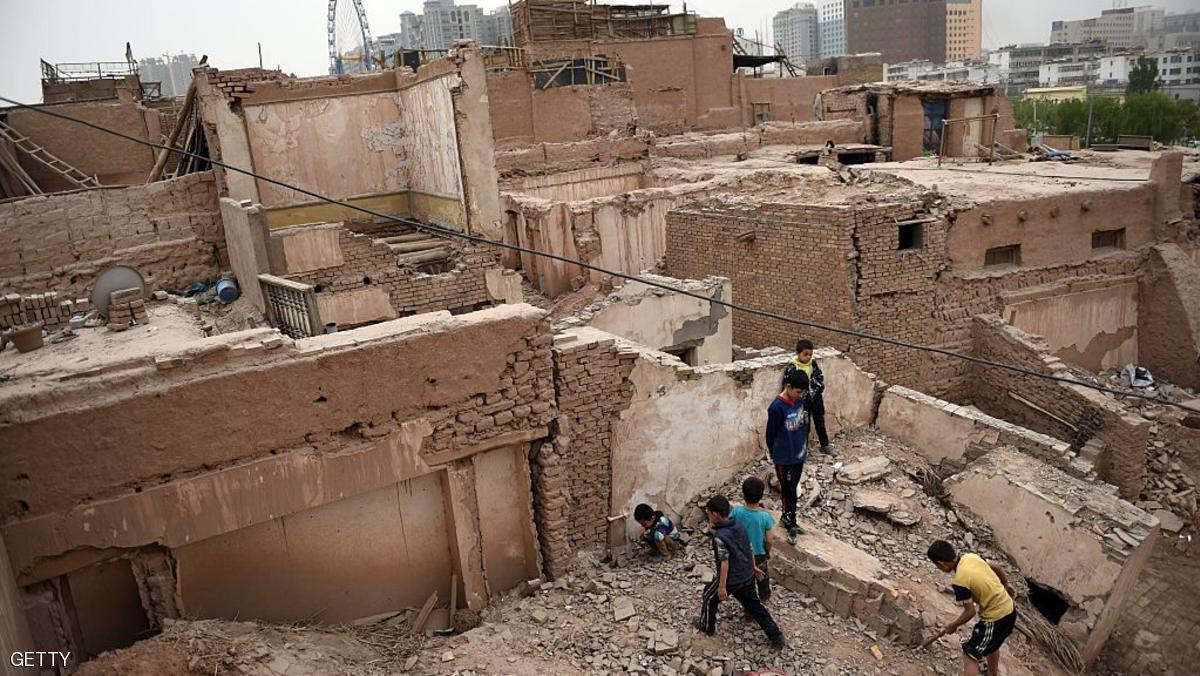 قتلى وإصابات بزلزال شمال غربي الصين