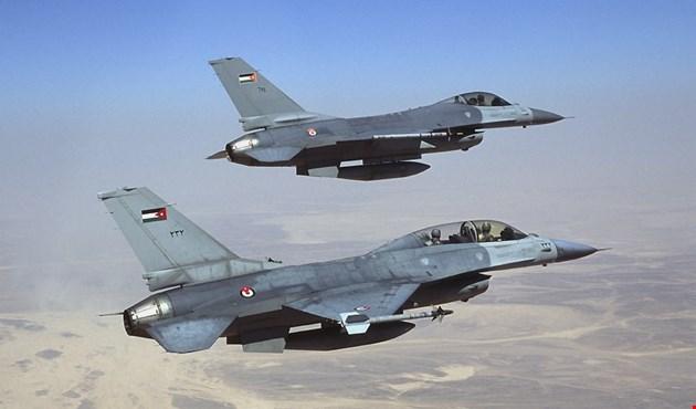 الأردن تعلن إسقاط طائرة استطلاع قرب الحدود مع سوريا