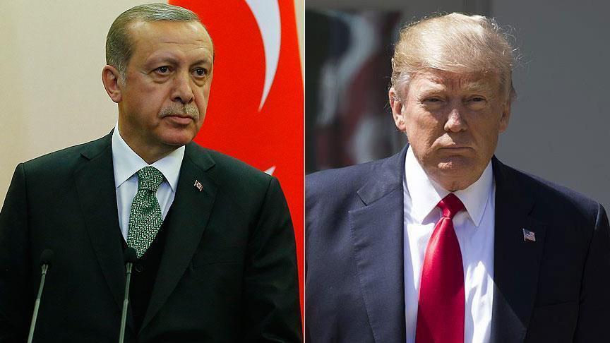 قمة أردوغان - ترامب الثلاثاء