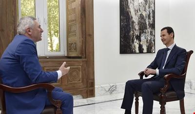 الأسد: الهدف من مناطق خفض التصعيد حماية المدنيين