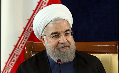 روحاني يعلن برامج حكومته القادمة في حال فوزه بالرئاسة