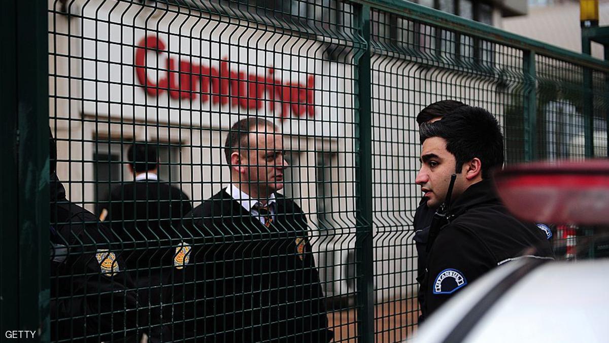 تركيا .. اعتقال رئيس تحرير صحيفة معارضة