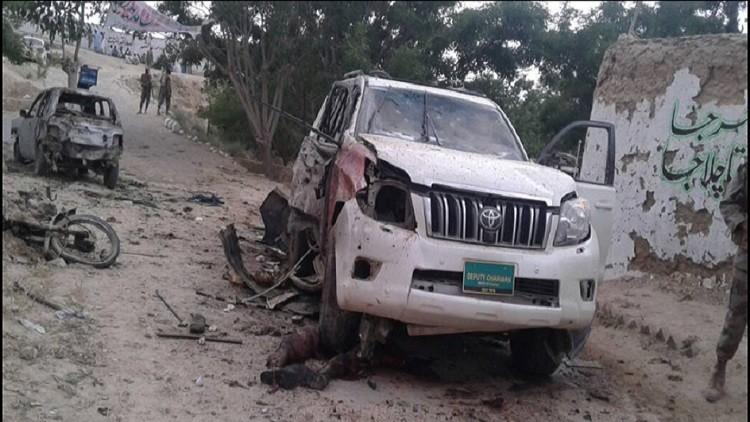 مقتل 25 شخصا في تفجير جنوب غرب باكستان و