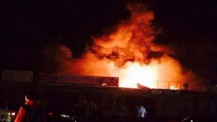 ثلاثة انفجارات قوية هزت العاصمة الليبية طرابلس ليلا