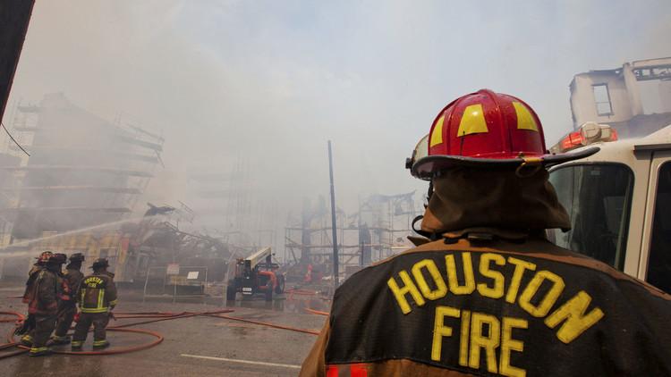 مصرع 3 أطفال بحريق في تكساس الأمريكية