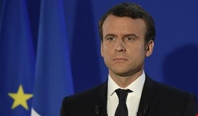 ماكرون يتولى مهامه الرسمية كرئيس لفرنسا اليوم