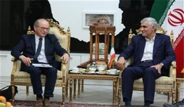 السفير الفرنسي يؤكد بان الحكومة الجديدة في بلاده تحترم الاتفاق النووي