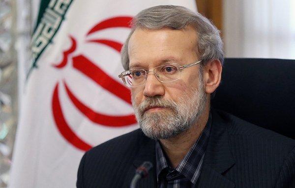 لاريجاني: أصوات الشعب تحصن ايران من الأخطار الامنية