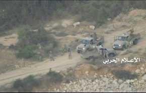 مقتل عناصر للجيش السعودي ومرتزقته بقصف على جيزان